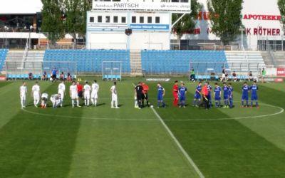 Erste Niederlage – 1:4 gegen Breitenau
