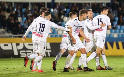 2:2 Remis gegen Lafnitz beim Abschied aus dem Stadion