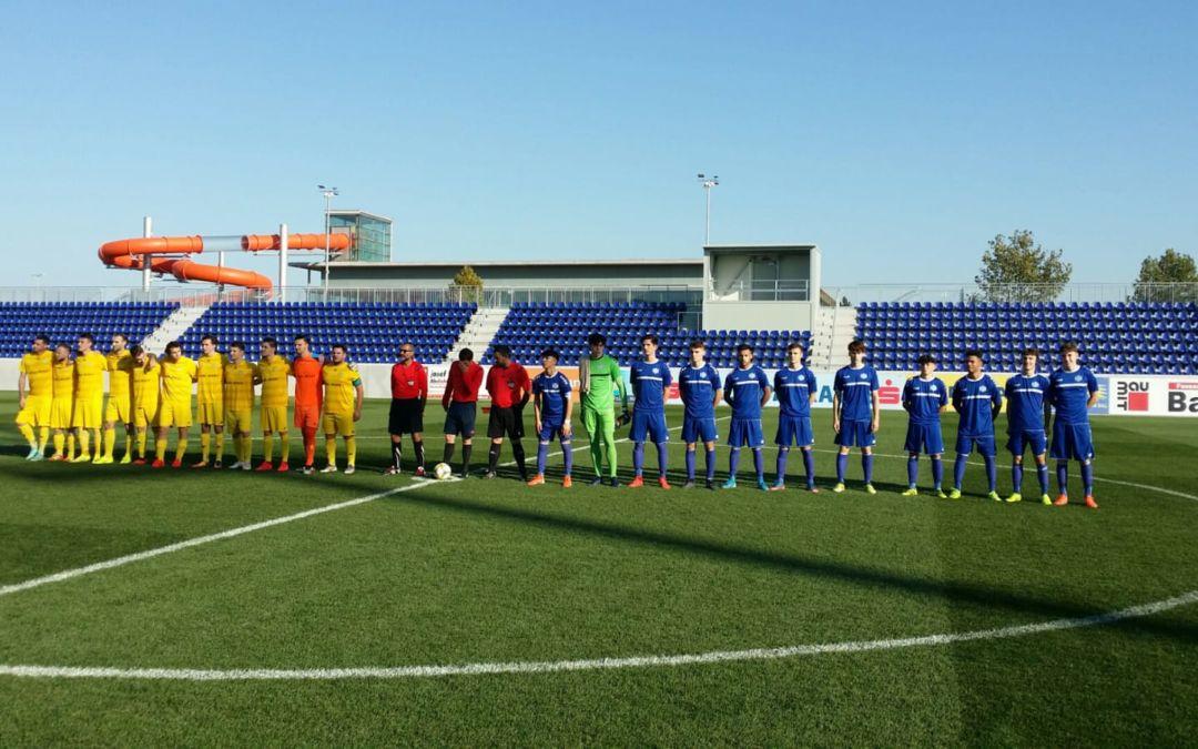 Amateure verlieren 0:3 gegen SVg Wiener Neudorf