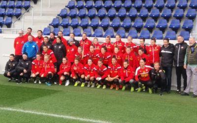 Damen-Nationalteam zu Gast!