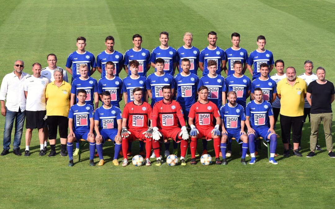 Spielerkader für Regionalligasaison 2019/2020 steht