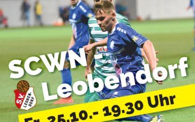 SC Wiener Neustadt – SV Leobendorf