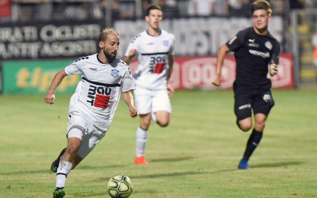 4:1 Niederlage beim Wiener Sport-Club