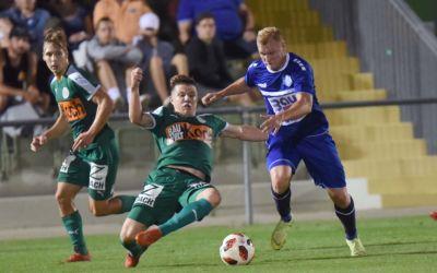 Auswärtssieg! SC gewinnt 2:1 bei Mattersburg Amateuren