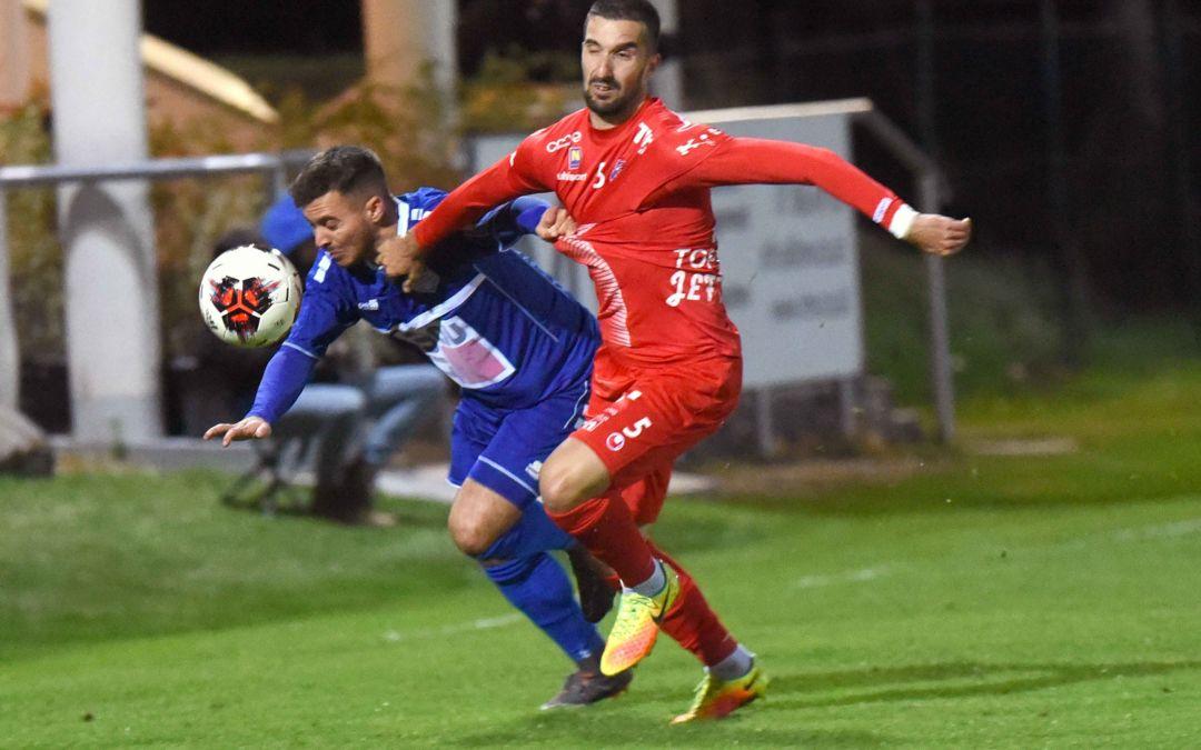 FC Mannsdorf-Großenzersdorf – SC Wiener Neustadt