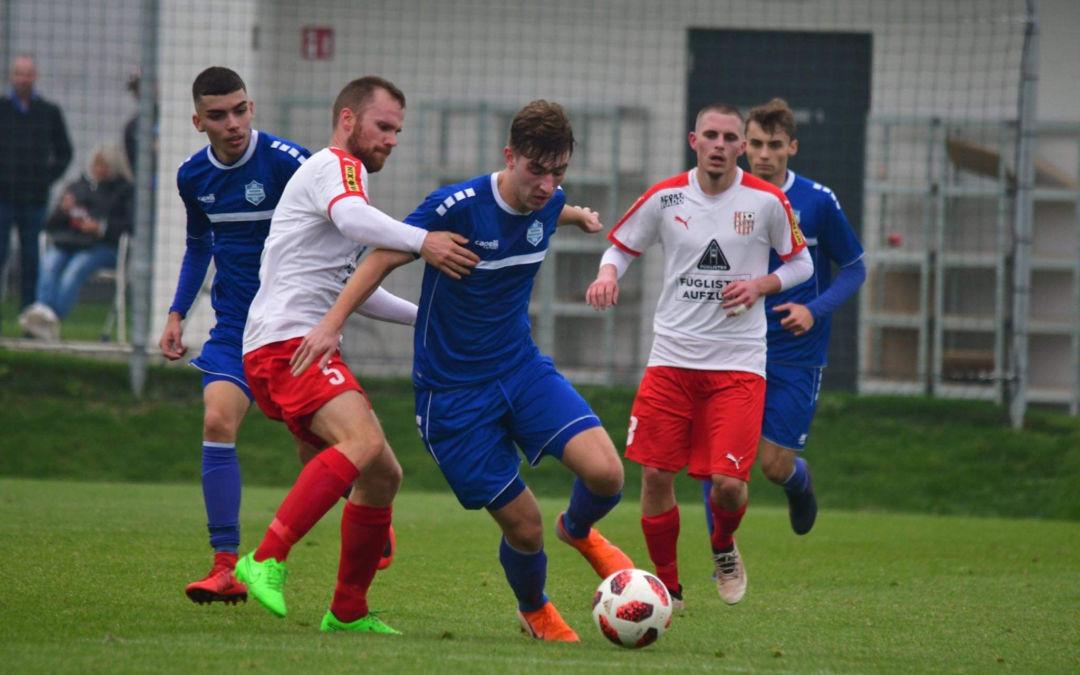 4:3 Heimsieg gegen Casino Baden AC – Fatlum Laiq 4facher Torschütze